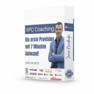Affiliate Profit Coaching von Jens Neubeck Erfahrungen