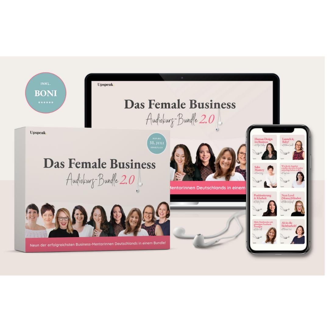 Das Female Business von Philipp Emanuel Wallinger Erfahrungen