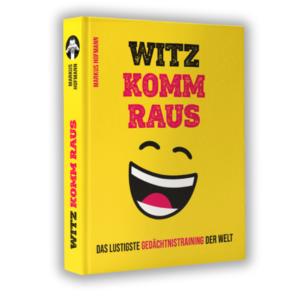 Witz komm raus Buch von Markus Hofmann Erfahrungen