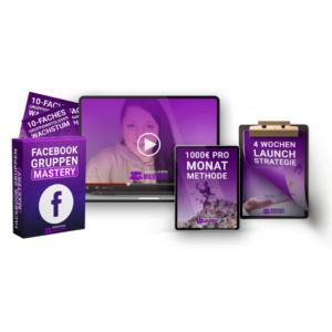 Facebook Gruppen Mastery von Katharina Kislewski Erfahrungen