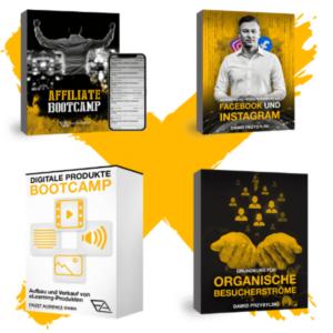 Anleitung für dein eigenes Online-Business von Dawid Przybylski Erfahrungen
