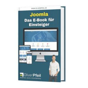 Joomla E-Book von Oliver Pfeil Erfahrungen
