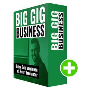 BIG GIG Business von Sven Meissner Erfahrungen