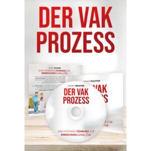 Die VAK Prozess CD von Damian Richter Erfahrungen