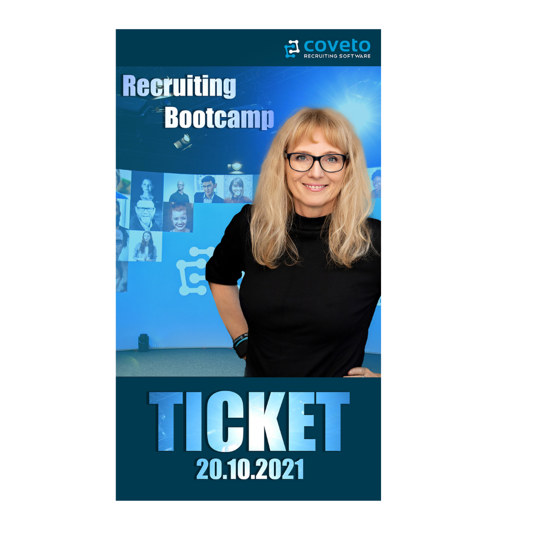 Coveto Recruiting Bootcamp 2021 Tickets kaufen