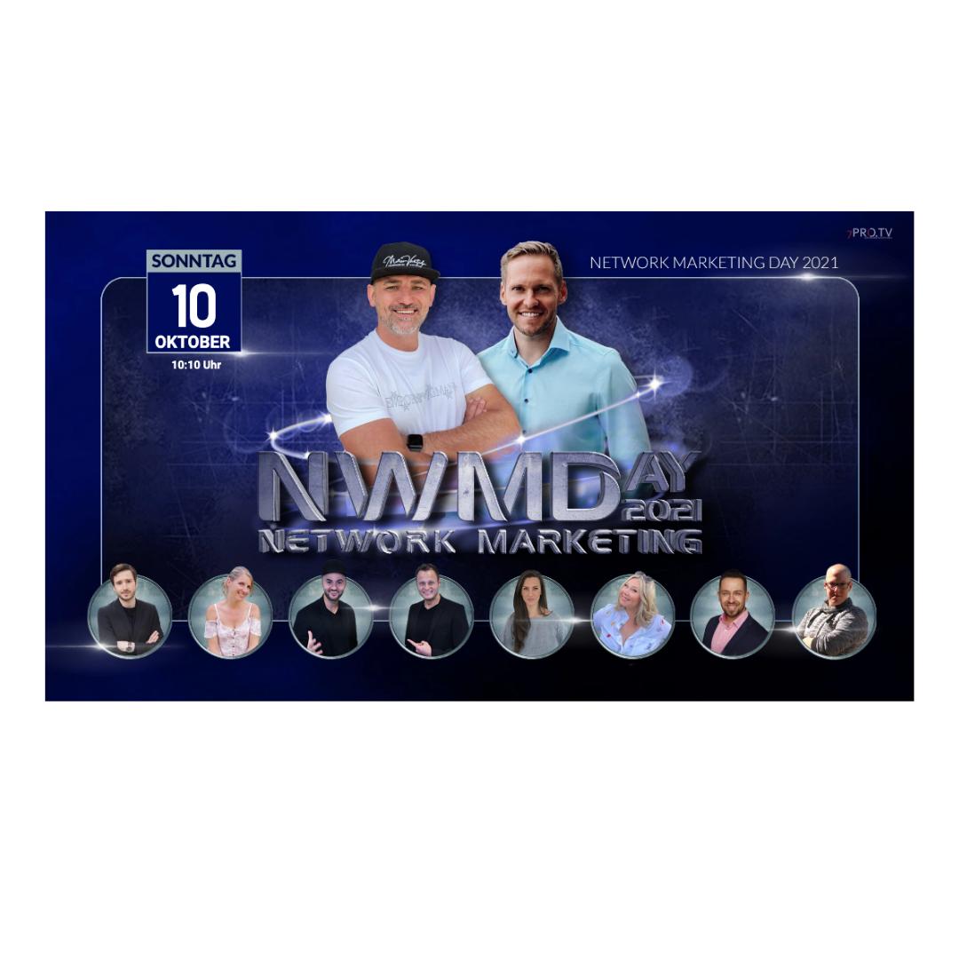 NWMDay 2021 am 10.10.2021 Live Event Tickets kaufen
