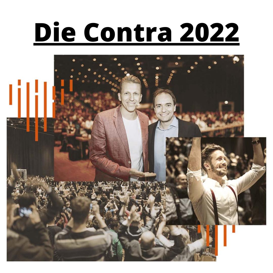 Die Contra 2022 in Düsseldorf vom 01. - 03. Juni Tickets kaufen