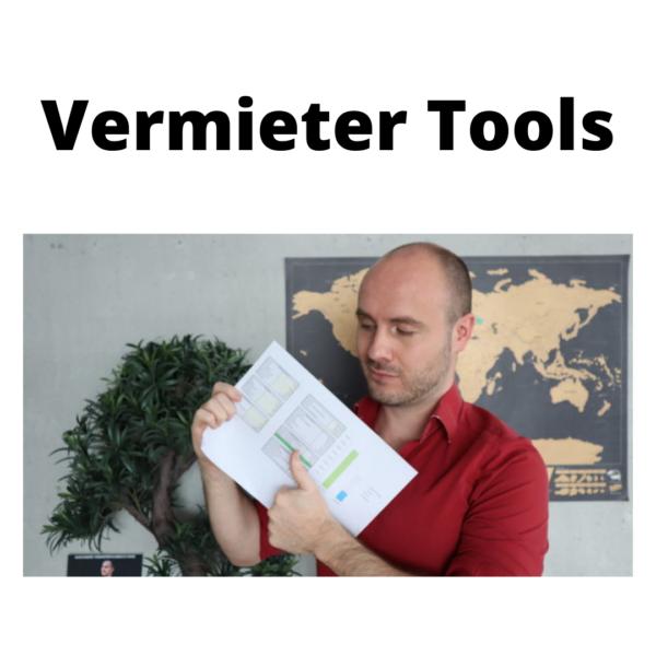 Vermieter Tools von Alexander Raue Erfahrungen